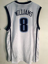 Adidas NBA Jersey Utah Jazz Deron Williams White sz L