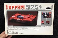 FERRARI 512 S 1/24 MODEL KIT UNION JAPAN