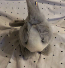 "Fizzy Rabbit Bunny Purse 10""  Plush Soft Toy Stuffed Animal"