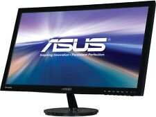 """ASUS VS278Q-P Black 27"""" 1ms (GTG) HDMI Widescreen LED Backlight LCD Monitor With"""