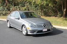 Mercedes-Benz : C-Class 4dr Sdn C300