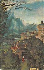 B35374 Frescele Baii Imperiale din Regensburg germany