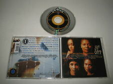 SET IT OFF/SOUNDTRACK/CHRISTOPHER YOUNG(EASWEST/7559-61995-2)CD ALBUM
