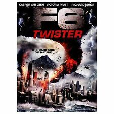 F6 Twister, New DVDs
