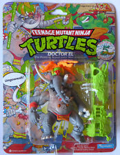 1992 TMNT Teenage Mutant Ninja Turtles figure Doctor El - MISB