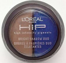 3x L'Oreal HIP Eye Shadow EyeShadow Duo - 234 ROARING - NEW ~ sealed