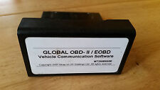 SNAP ON SCANNER MT2500 GLOBAL OBD-II/EOBD  VEHICLE COMMUNICATION SOFTWARE 2007