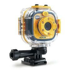 VTech Kidizoom Action Cam - Yellow / Black - 240 min of video or 278,400 photos*