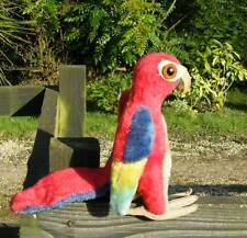 OLD PARROT GREAT CHARACTER BEAUTIFUL COLOURING 1960's