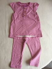 Baby Girls Clothes 6-9  Months - Pretty Outfit - Top &  Leggings - New