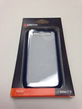 Griffin Reveal Case Cover for Samsung Galaxy S3 III - Clear/Blue Slim fit case