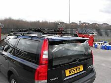 Volvo V70 Mk2 Roof Spoiler 2001-2007 - V702SP - Brand New!