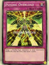 Yu-Gi-Oh - 1x Psychic Overload - BP03 - Monster League