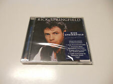 "Rick Springfield ""Livin in Oz"" Rock Candy Records reissue cd 2008"