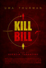 Kill Bill Movie Poster Version V 14x20 inches