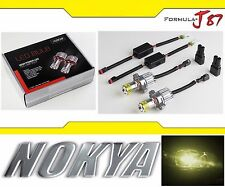 Nokya LED Light Bulb Kit 10W Yellow 2500K PSX24W 2504 Nok9689 Fog light Upgrade