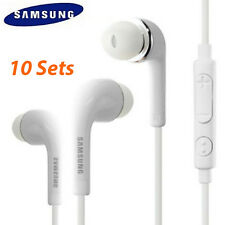 10 Sets OEM Original Samsung Galaxy S3 S4 S5 S6 N5  EHS64AVFWE Headset Earphone