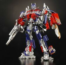 Transformers Leader Class Buster Optimus Prime Revenge of the Fallen Hasbro