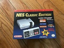 Nintendo Entertainment System NES Mini Classic Edition Console with 30 Games