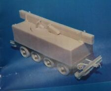 MGM 080-095 1/72 Resin WWII German 38cm Howitzer M16 Beddings Car+Rght Beddings