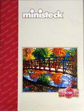 Ministeck® Creativ Set 31883 Herbstbrücke 11000 Teile PREMIUM PACKUNG