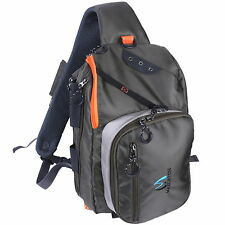 Fly Fishing Sling Back Pack Outdoor Guide Fishing Sling Bag With Fly Patch