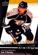 UPPER DECK 2009 CAL O'REILLY NHL RC PREDATORS YOUNG GUNS MINT ROOKIE #233