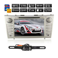 "8"" Toyota Camry/Aurion 2007-2011 GPS Navigation Car Stereo DVD CD Player+Ca"