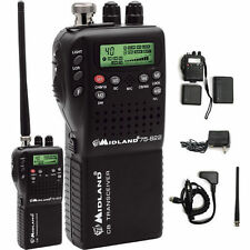 Midland Portable or Mobile 40 Channel CB + Weather Radio
