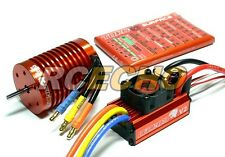 LEOPARD SKYRC 3930KV 10T Brushless Motor & 60A ESC Speed Controller Combo ME718