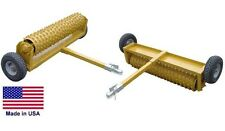 """CULTIVATOR PACKER - Commercial - 48"""" Working Width - Presses Seeds into Ground"""