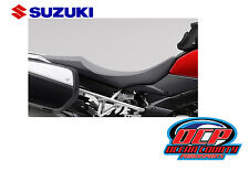 2014 - 2016 VSTROM V-STROM DL1000 NEW OEM SUZUKI 30MM LOW SEAT BLACK / GRAY