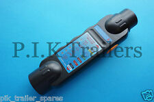 *FREE P&P* Plug & Socket Tester for Trailer 7 Pin 12N for testing wiring   #TR