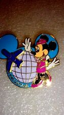 Disney Pin 106969 HKDL - Welcome To Hong Kong Disneyland - Minnie Mouse