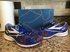 Brooks Launch 4 Boston Marathon Lobster Men's Running Shoes NEW