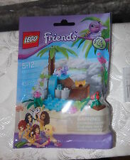 NIP LEGO Friends TURTLES LITTLE PARADISE building set 41041  RETIRED