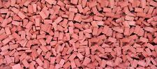 Juweela Ziegelsteine  dunkelrot  -  600 Stück  - Spur H0 1:87 - Free Shipping