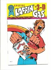 Special Laffin' Gas in 3D #6 NM 9.4 1987 Blackthorne Publishing See my store