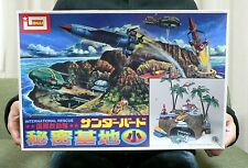 GERRY ANDERSON THUNDERBIRDS SECRET BASE TRACY ISLAND IMAI JAPAN UFO 1999