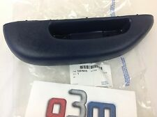 1996-2000 Chevrolet Express Van GMC Savana Van LH Front Door Blue ARMREST new OE