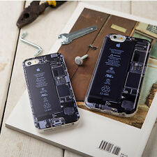 Internal Electronic Circuit Board Battery Components Cover Case for iPhone 6/6s