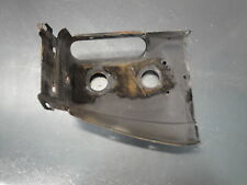 91 1991 ARCTIC CAT JAG 440 SNOWMOBILE ENGINE MANIFOLD MOUNT SHIELD PANEL