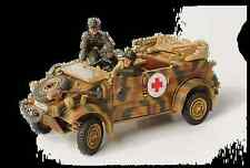 Forces of Valor Unimax 82011 VW Kübelwagen Typ 82 WWII 1:32 DIE CAST METAL