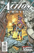 Action Comics '08 862 NM Variant Issue Y2
