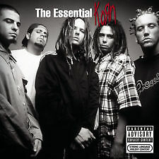 KOЯN KORN -The Essential 2CD - BRAND NEW AND SEALED