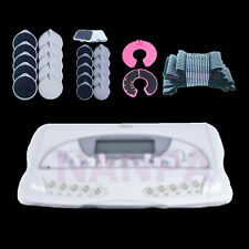 Electric Muscle Stimulation Machine Microcurrent Body Tighten Fitness Massager
