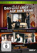 Das Geld liegt auf der Bank - Komödie mit Georg Thomalla DVD Pidax Neu