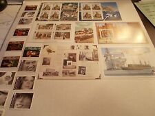 Gibralter Stamp Collection 28 Mint Stamps