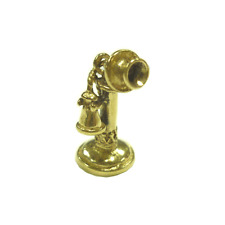 9ct gold 'Vintage telephone' charm