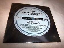 WILLIE MARBLE XPERIENCE-SONGS IN THE KEY OF MARBLE-JALMA MUSIC NEW SEALED CD